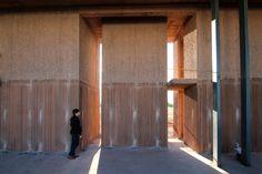 Muka Arquitectura, Javier Callejas Sevilla  · Fuensanta House