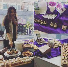 Slater and Gordon Manchester office Bake Sale! Pancreatic Cancer Awareness Month, Bake Sale, Manchester, Birthday Cake, Change, Baking, Purple, Desserts, Food