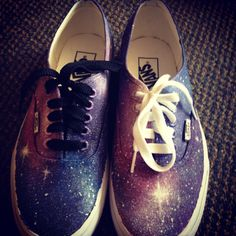 Galaxy vans! Thanks killer constellations
