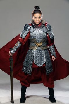 Mulan 巾帼大将军 (Jin Guo Da Jiang Jun)