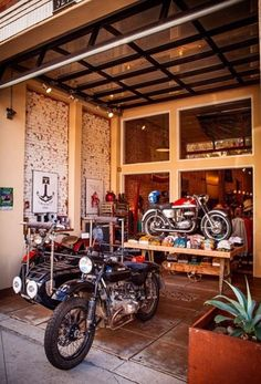 #workshop #tinker #garage #workspace #shop #mancave #decor #interior #gear…