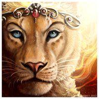 Regal Warrioress  by ~Art-of-Sekhmet