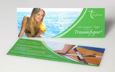 Unsere Flyer - Flyer DIN lang sind ideal zum Auslegen und Versenden. | Online-Druck.biz
