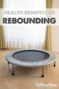 There are many benefits of rebounding including better lymph drainage, an immune system boost, for weight loss, reduction of cellulite and more.