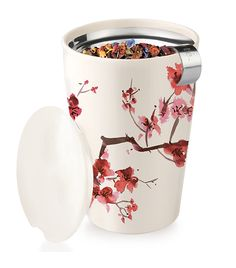 Steeping Cup and Infuser