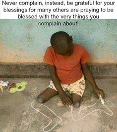 #begrateful
