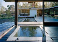 Landhaus mit Meerblick in Trosa