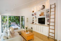 Small tv room designs clean and cozy eclectic family room design home inc . Small Living Room Ideas With Tv, Small Living Rooms, Living Room Modern, Living Room Designs, Living Spaces, Small Room Design, Family Room Design, Tv Lounge Design, Home Inc