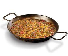 CookinArt Paella de Verduritas.