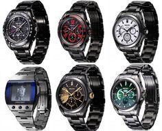 Star Wars Seiko watch