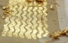 DIY gold leaf on leather Marble Art, Gold Diy, Leather Books, Leather Crafts, Gold Dipped, Gold Leaf, Art Projects, Sparkle, Sew