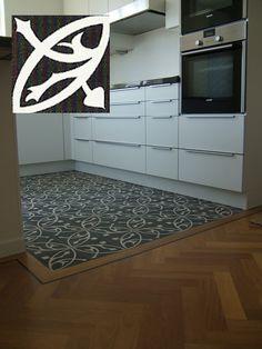 Cementtegel / Patroontegel / Cementtile  20x20