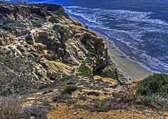 Artistic Pacific Coast moves from photography to a work of art.