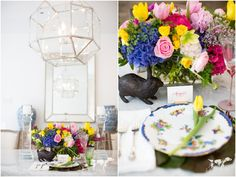 Planner's Perspective: Five Tips For a Stress-Free Easter Brunch | DFW Events #party #spring #tablescape