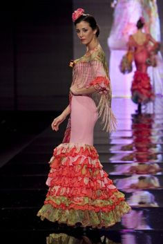 Traje de Flamenca - Pol-Nunez - Simof