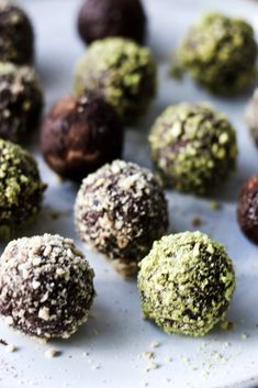 Protein Balls (with nut free option) -