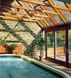 conservatory pool enclosure