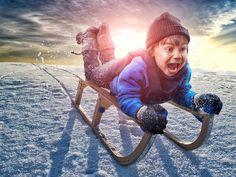 Fotógrafo captura imagens criativas para retratar a infância de seu filho