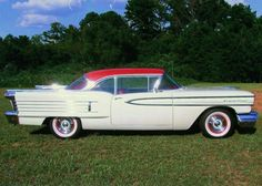 1958 Oldsmobile 88 Holiday Coupe