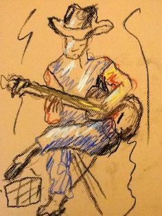 Artisan – an online art book by Dan Joyce ©2016 Post 6 Man's Meaning I didn't quite get Glenn at first. He just layaround his house all day painting and playing guitar. His girl said he had an onl...