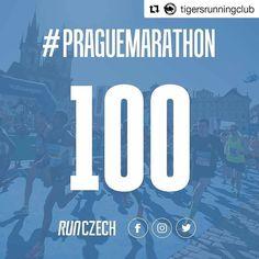 el próximo reto esta cada vez más cerca han vuelto las ganas y la emoción vamos con todo!! #Repost @tigersrunningclub  100 días para que Praga sienta el rugido! @auslanderj #praguemarathon #gotigers #soytigre #sienteelrugido #tigersrunningclub