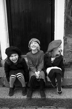 Girls from Paris....