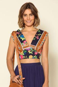 .:: FARM RIO ::. Simple Formal Dresses, Moda Fashion, Womens Fashion, Look Boho Chic, Estilo Real, Playsuits, Designer Wear, Blouse Designs, Dress Skirt