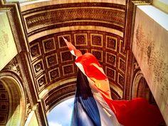 Arco del Triunfo (París - France)