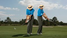 David Leadbetter: Get Your Chipping Motion More Consistent - Golf Digest Golf Chipping, Golf Putting, Golf Gifts, Play Golf, Golf Outfit, You Got This, Chips, Sports, David