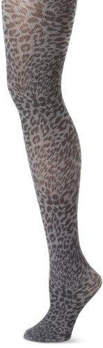 Steve Madden Legwear Women's Cheetah Print Tight