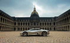 Jaguar C X75 Car is my car
