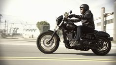 Introducing the Harley-Davidson Dyna Low Rider S