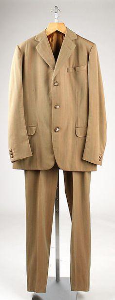 Suit   European   The Met