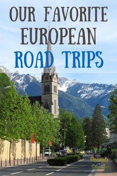 Our Favorite European Road Trips & Car Rental Tips - Peanuts or Pretzels Travel