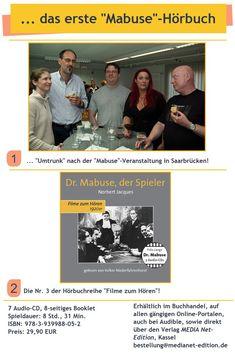 Fritz Lang, Audio, Movie, Psychics