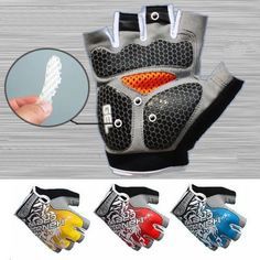 Type: Weight Lifting Glove Item Type: Gloves & Mittens Material: Lycra, Microfiber, Nylon, Polyester Department Name: Unisex Gloves Length: Wrist Features: 3D Gel Padded, Comfort, Breathable, Shockpro