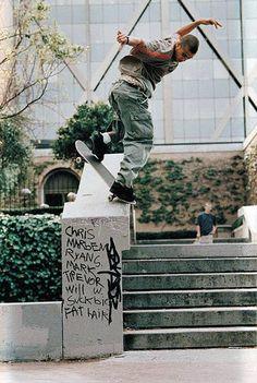 Classic Skate Photos - Koston, Hubba Hideout