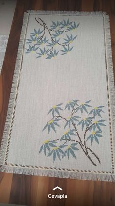 Cross Stitch Bookmarks, Cross Stitch Borders, Cross Stitch Designs, Cross Stitch Patterns, Flower Embroidery Designs, Embroidery Stitches, Hand Embroidery, Pakistani Dress Design, Bargello
