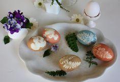 natural dye for easter eggs