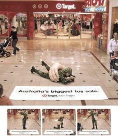 Target Australia: Big Toy Sale, Soldier