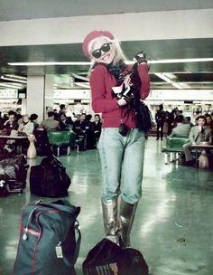 Blondie Debbie Harry, My First Crush, Blondies, My Idol, Punk, Singer, Lady, People, Women