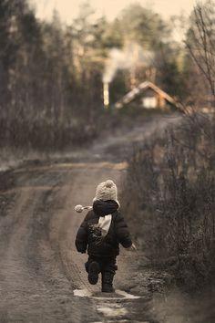 """wolverxne: """" Home by: [Elena Shumilova] """""""