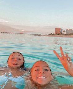 Foto Best Friend, Best Friend Photos, Best Friend Goals, Summer Pictures, Beach Pictures, Florida Pictures, Best Friends Shoot, Cute Friend Pictures, Bff Pics