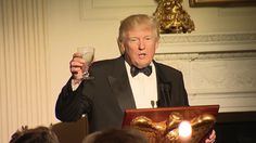 President Trump's Toast At Annual Governors Ball