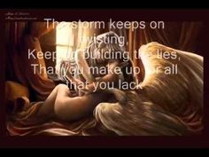 Arms of the Angel - Sarah McLaughlin Lyrics...beautiful song with a lovely angelic pictures.
