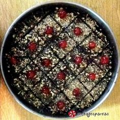 Greek Sweets, Greek Desserts, Greek Recipes, Cookbook Recipes, Cake Recipes, Cooking Recipes, Greek Pastries, The Kitchen Food Network, Chocolate Sweets