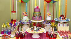 Decoração de festa de aniversário infantil sem personagens | Crianças e Bebês | It Mãe