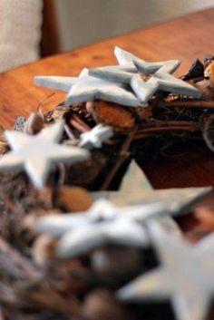 handmade wooden stars  www.peterwood.sk