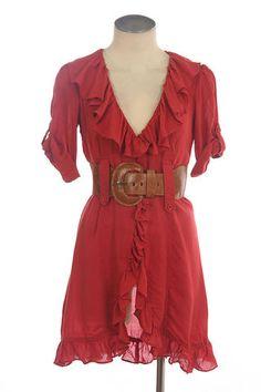Cowgirl Chic Ruffle Cardigan