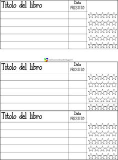 Tessera Personale per la Biblioteca Scolastica Old Book Pages, Old Books, Book Crafts, Primary School, Book Lists, Book Format, Kids Learning, Audio Books, Childrens Books